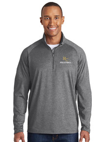 Men's 1/4 Zip Smooth Pullover - RC Volleyball