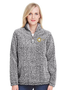 Ladies Epic Sherpa 1/4 Zip - RC Volleyball