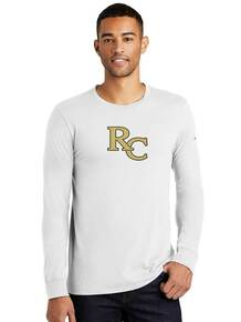 Nike Core Cotton Long Sleeve Tee - RC Golf