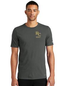 Nike Poly/Cotton Short Sleeve Tee - RC Golf