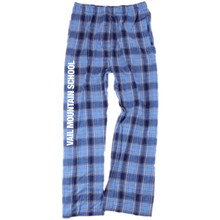 Adult & Youth Boxercraft Plaid Pant - VMS