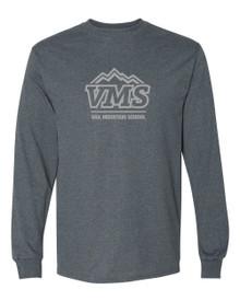 Long Sleeve 50/50 Blend - VMS