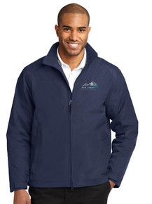 Men's Navy Challenger Jacket - New Summit