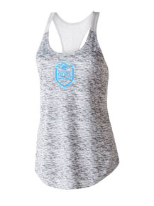 Girls Space Dye Tank - VMS