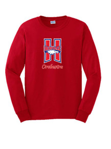 Long Sleeve Cotton T-Shirt - Heritage Bands
