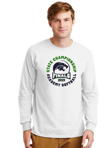 Long Sleeve Cotton T-Shirt - Academy Charter State Finals