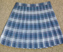 All Grades Grade Girls Skirt - Knife Pleat in Plaid 82
