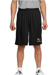 Sport-Tek PosiCharge Competito Short - Black - RC Boy Lacrosse