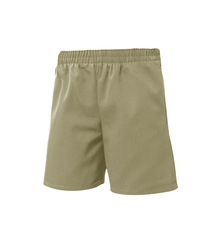 Pull-On Shorts - Khaki or Navy