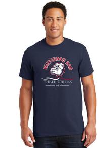 Watchdog Dad Cotton Short Sleeve T-Shirt - Three Creek