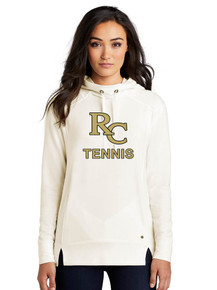 *New - Ladies Pullover Fleece Lightweight Hoodie - RC Tennis