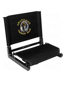 Stadium Seat Arapahoe Band - Black