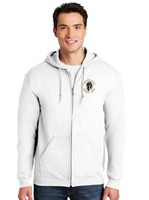 Full Zip Hooded Sweatshirt - ABG
