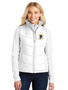 Ladies Port Authority Puffy Vest - ABG