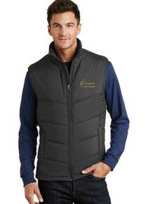 Men's Outerwear Port Authority Puffy Vest - ABG