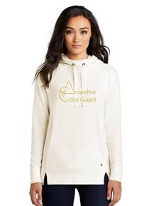 Ladies Pullover Fleece Lightweight Hoodie - ABG