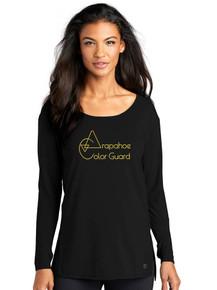 Ladies Long Sleeve Lumma Tunic - ABG