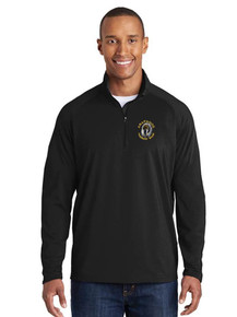 Men's 1/4 Zip Smooth Pullover - ABG