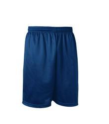 Adult Mini-Mesh Gym Shorts, 9""