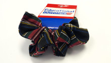 Hair Scrunchie Plaid 56