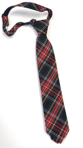Boys Ties Plaid 56