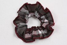 Hair Scrunchie Plaid 91