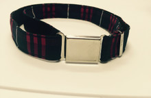 Plaid 36 Magnetic Belt