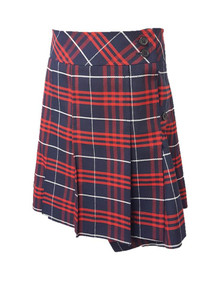 Girls Kilt Plaid 36