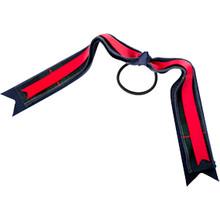Ribbon Streamer Plaid 83