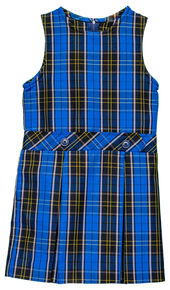 Plaid 92 - Jumper - Drop Waist