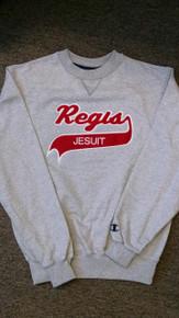 Regis Crew Neck Sweatshirt w/Tackle Twill