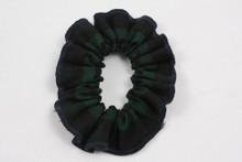 Hair Scrunchie Plaid 79