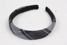Padded Headband Plaid 82