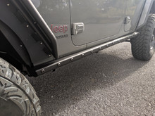 Rock Sliders for JL Wrangler