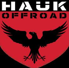 Hauk Offroad Crest Decals