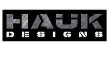 Hauk Designs Bumper Decals