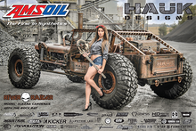 The Rock Rat Amsoil Poster