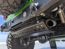 Exhaust Skid System for JL Wrangler