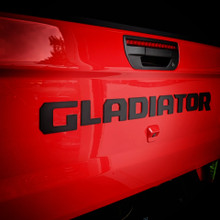 JT Gladiator Tailgate Badging Kit
