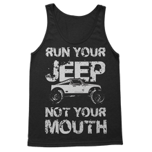 "River Raider ""Run Your Jeep"" Tank"