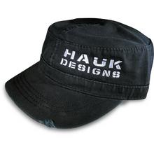 Hauk Designs Military Hat