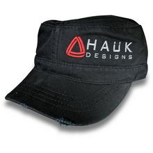 Original Hauk Designs Military Hat