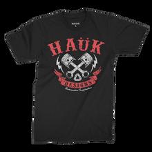 Hauk Pistons Men's Crew Shirt