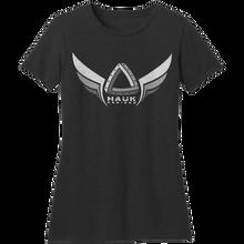 Hauk Machines Ladies Crew Shirt