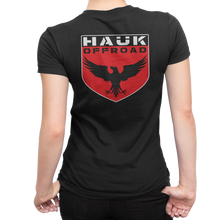 Hauk Offroad Ladies V-neck Shirt