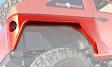 JK Rear Fender Armor - Builder Kit