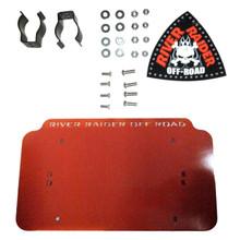 RROR Fairlead License Plate Mount
