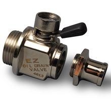 EZ Oil Drain Valve for JK/JL