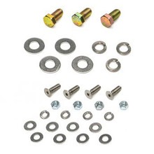 Replacement Hardware for Gas Tank Skid