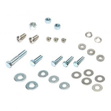 Replacement Hardware for Oil Pan & Transmission Skids